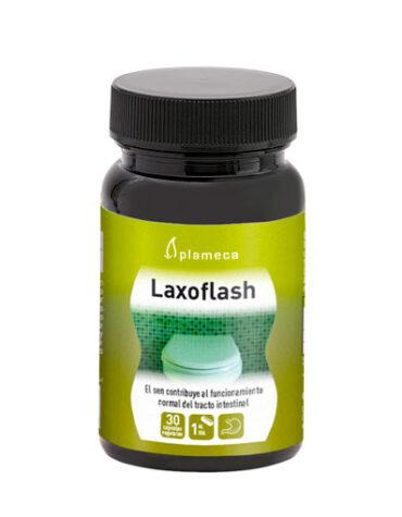 Desintoxica con los depurativos LAXOFLASH 30 CAPSULAS