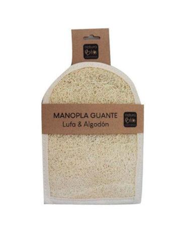 Cuidate con nuestros productos de línea corporal MANOPLA LUFA GUANTE