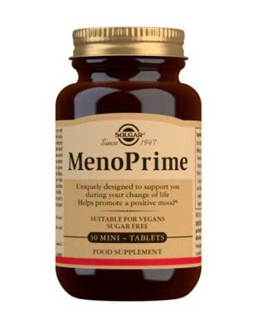 Protege el sistema genitourinario MENO PRIME 30 TABLETAS