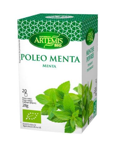 Seleccionamos las mejores plantas en filtro MENTA POLEO 20 FILTROS BIO