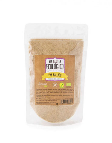 Descubre nuestros productos para celiacos PAN RALLADO ECO 250GRS S/GLU
