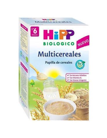 Cuida de los pequeños con nuestra alim infantil PAPILLA MULTICEREALES 400 grs