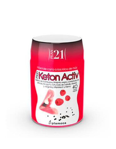 Para ayudar con el control de peso PLAN KETON ACTIVE 40 caps