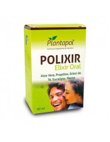 Alivia tu sistema respiratorio POLIXIR ELIXIR ORAL SPRAY 20ML