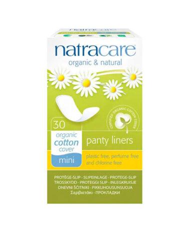 Cuidate con nuestros productos de higiene intima PROTEGESLIP MINI 30 uds,