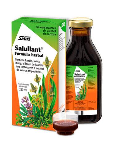 Alivia tu sistema respiratorio SALULLANT 250ml