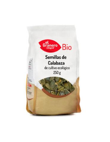 Descubre nuestra variedad de granos y semillas SEMILLAS DE CALABAZA BIO, 250 g