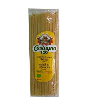 Disfruta del arroz y pasta TALLARINES DE TRIGO ECO 500G