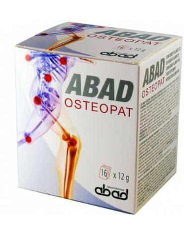 Cuida de tus huesos y articulaciones ABAD OSTEOPAT 16 SOB