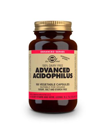 Ayuda a tu digestivo con nuestros digestivos ACIDOFILUS AVANZADO NO LACTEO 100 CAP VEG