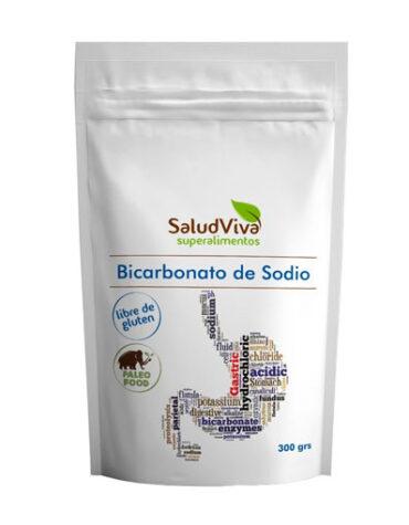 Ayuda a tu digestivo con nuestros digestivos BICARBONATO SODICO SALUD VIVA 300GRS S/G