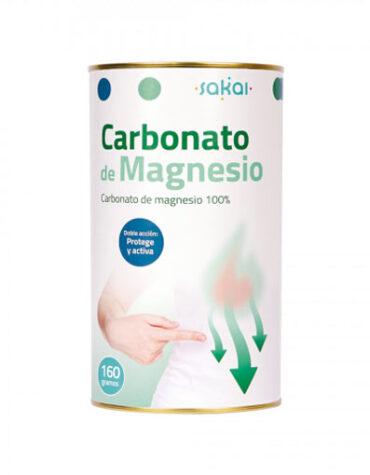 Ayuda a tu digestivo con nuestros digestivos CARBONATO DE MAGNESIO 160 grs