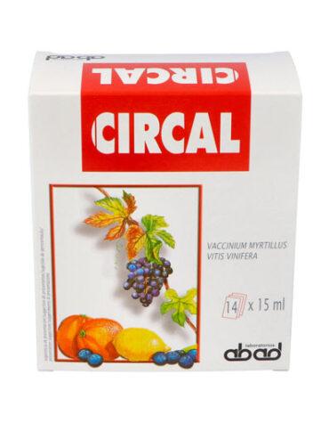 Mejora tu sistema circulatorio CIRCAL 14 SOBRES LIQUIDO