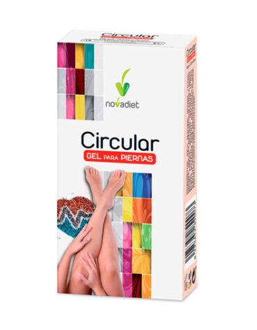 Cuidate con nuestros productos de línea corporal CIRCULAR GEL 100ml