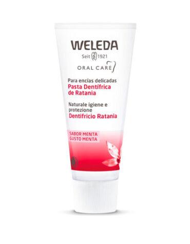Cuidate con nuestros productos de higiene bucal DENT. RATANIA 75ml