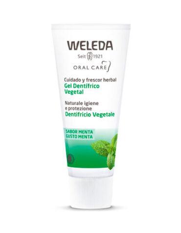 Cuidate con nuestros productos de higiene bucal DENTRIFICO VEGETAL