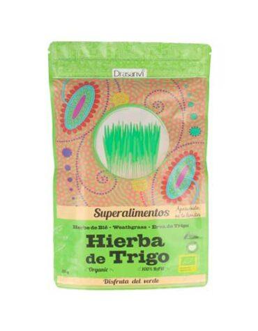 Descubre superalimentos HIERBA DE TRIGO BIO 125GR
