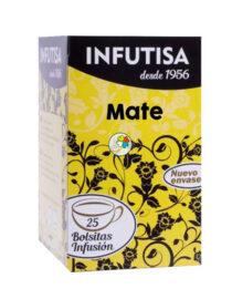 Seleccionamos las mejores plantas en filtro INFUSION HIERBA MATE 25 FILTROS