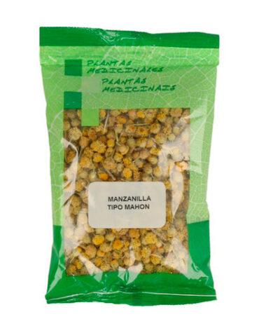 Seleccionamos las mejores plantas en bolsa MANZANILLA MAHON ENTERA BOLSA 50GR