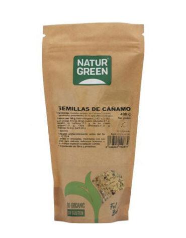 Descubre nuestra variedad de granos y semillas Semillas de Cañamo Bio 400 grs