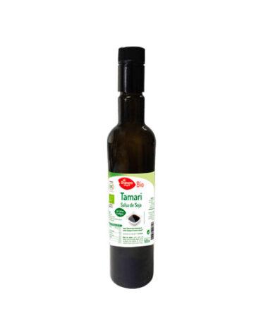Descubre la comida macrobiótica TAMARI SALSA DE SOJA BIO, 500 ml