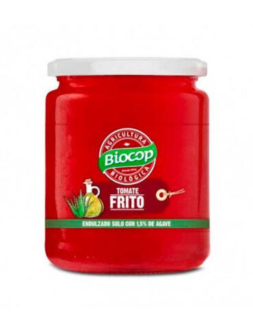 Descubre nuestras sales, condimentos y salsas TOMATE FRITO CON AGAVE 340G