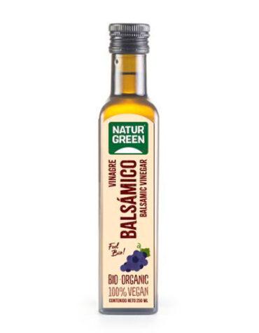 Descubre nuestras aceites y vinagres VINAGRE BALSAMICO BLANCO BIO 250ML