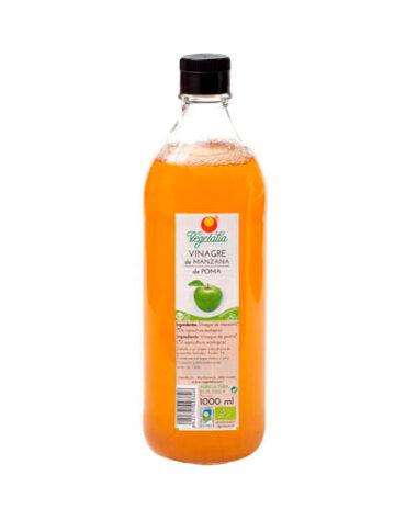 Descubre nuestras aceites y vinagres VINAGRE MANZANA BIO 1LT