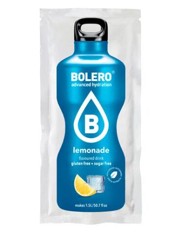 Descubre nuestras bebidas BOLERO LIMONADA SOBRE 9GR
