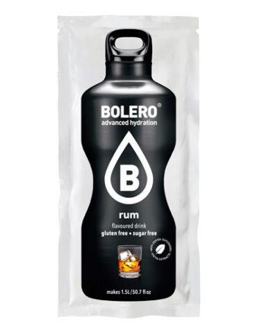 Disfruta de las bebidas solubles BOLERO RON SOBRE 9GR