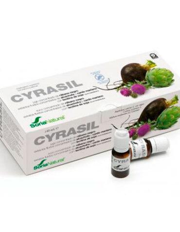 Desintoxica con los depurativos CYRASIL 14 viales