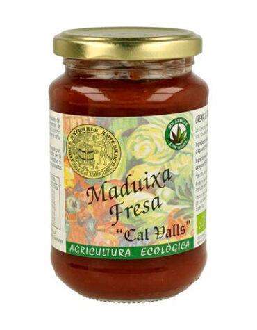 Descubre nuestras mermeladas MERMELADA FRESA BIO 375GR