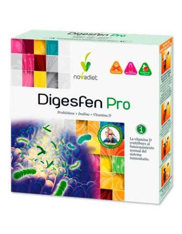 Ayuda a tu digestivo con nuestros digestivos DIGESFEN PRO 10 VIALES
