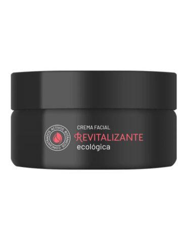 Cuidate con nuestros productos de línea facial CREMA FACIAL REVITALIZANTE MADURA-APAGADA ECO 50ML