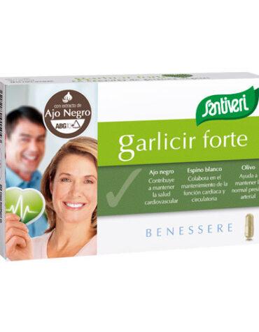 Seleccionamos las mejores plantas en comprimidos GARLICIR FORTE 40 CAPSULAS