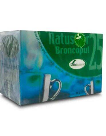 plantas en bote NATUSOR 25 - BRONCOPUL INFUSION